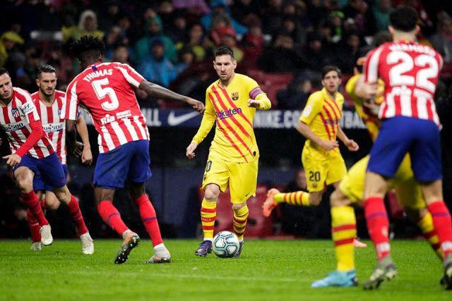 مشاهدة مباراة برشلونة وأتلتيكو مدريد بث مباشر اليوم 9 1 2020 في كأس السوبر الاسباني La Liga Upcoming Matches Barcelona Coach
