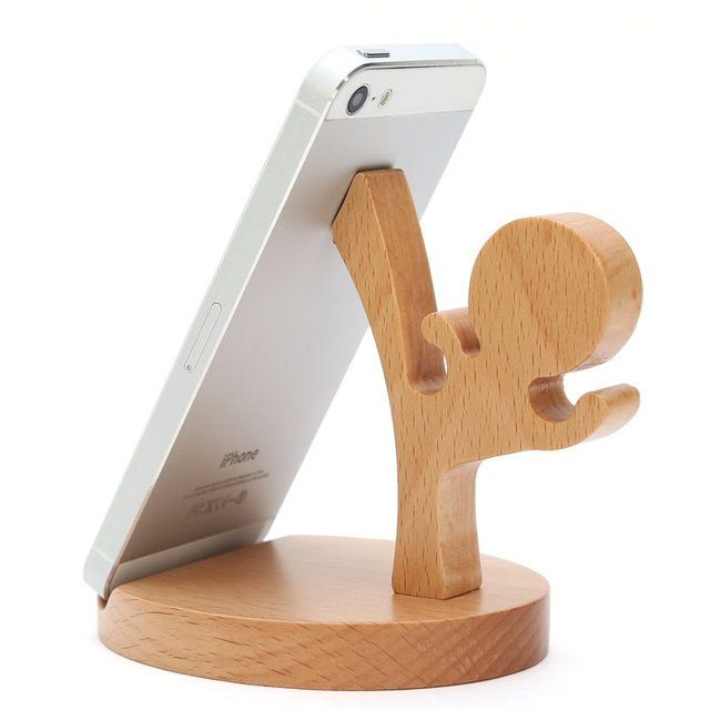 (3) Fancy - Ninja Phone Stand