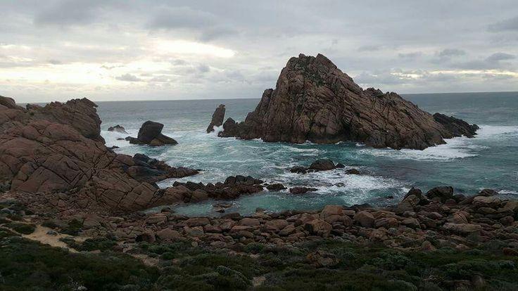 Sugarloaf rock, near Dunsborough, Western Australia