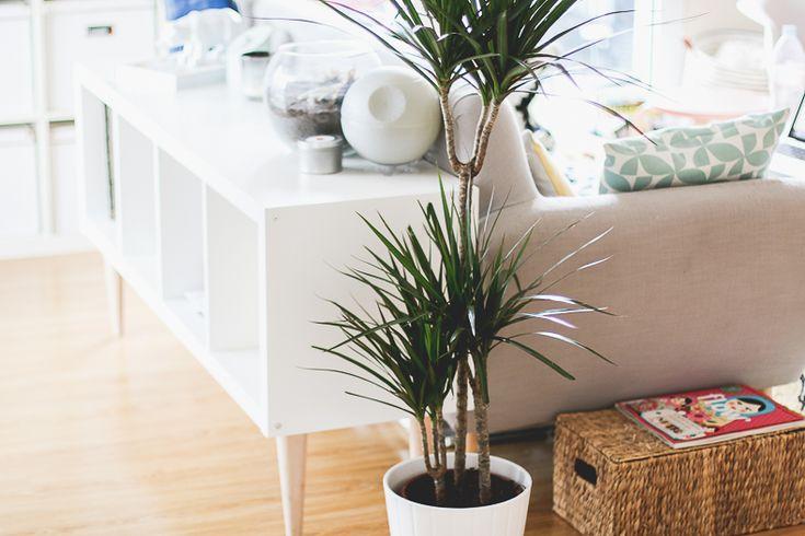 Ikea Hack : une étagère Kallax en joli meuble de rangement