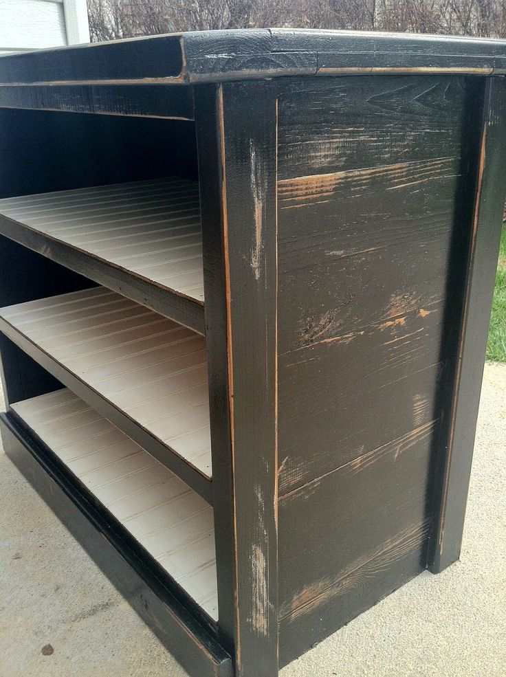 Best 25 Black Distressed Dresser Ideas On Pinterest Black Distressed Furniture Diy Furniture