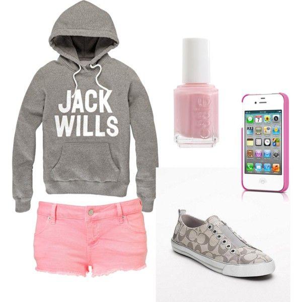 Jack Wills hooodie >>>>
