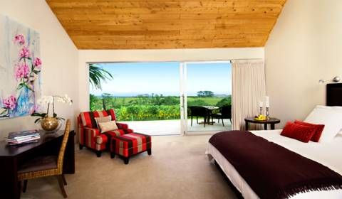 Takatu Lodge and Vineyard - Matakana, Warkworth, New Zealand. http://www.takatulodge.co.nz/