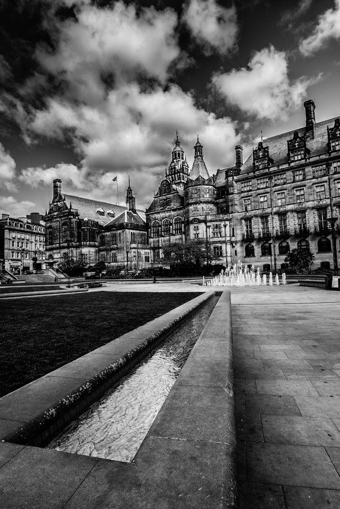 Sheffield. England. UK.