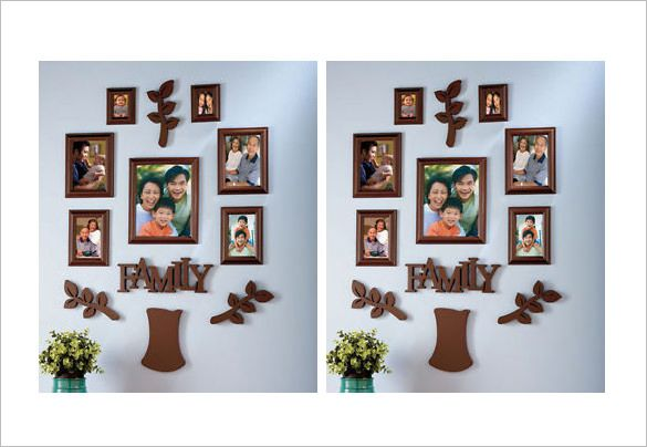 Photo Family Tree Template – 17+ Free Word, Excel, PDF Format Download! | Free & Premium Templates