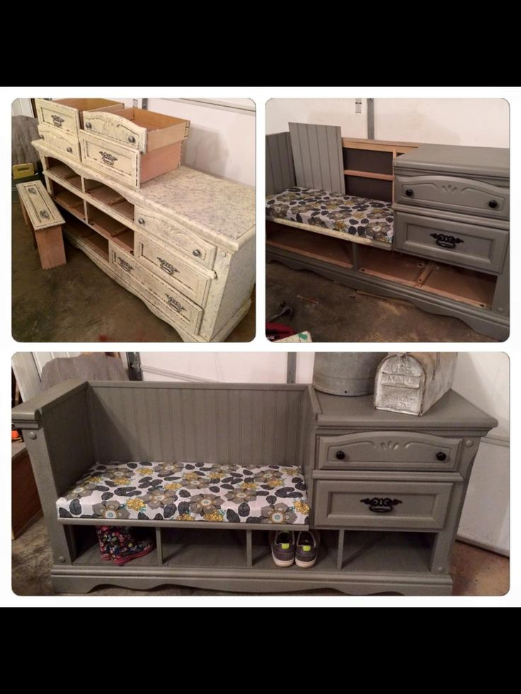 Fabulous DIY Chest of drawers makeover!