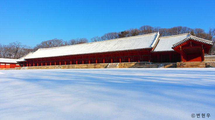 종묘[Jongmyo Shrine] - 정전