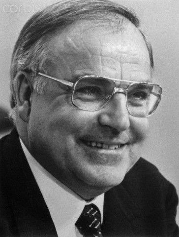 Helmut Kohl (1930- Político