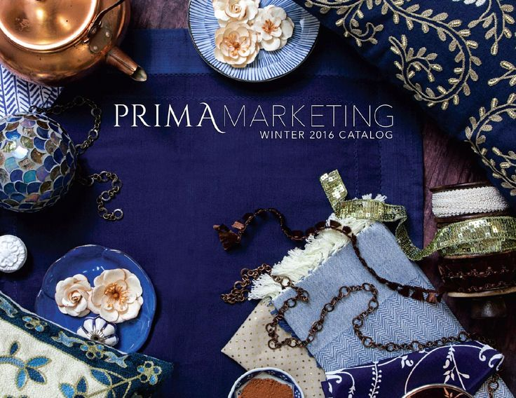 Prima Marketing Winter 2016 Catalog  Prima Marketing's Winter 2016 Catalog, filled with our latest products and offerings. For more information visit www.primamarketinginc.com