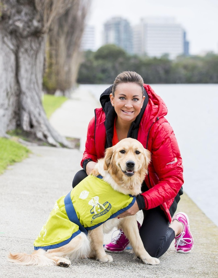 Michelle Bridges is on board for Million Paws Walk! Join us for the best doggy day out www.millionpawswalk.com.au #RSPCAMillionPawsWalk #millionpawswalk #rspcaqld #michellebridges