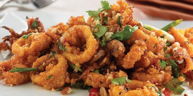 Kuliner: Resep Cumi Goreng Tepung Krispi Pedas - Editor: Febi Anindyakirana | Vemale.com