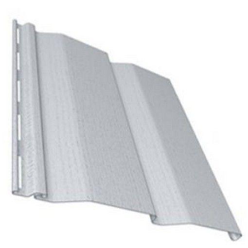 Сайдинг виниловый Ю-Пласт серый