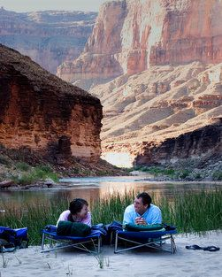 Grand Canyon rafting, 4-day trip with Western River Expeditions