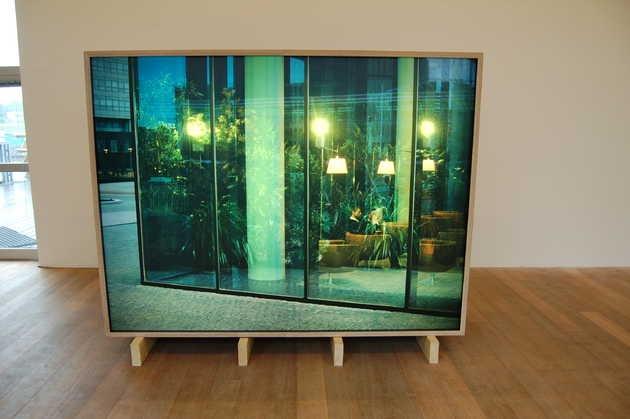 Hiryczuk / Van Oevelen, Perspective of Disappearance (2008). © Museum De Paviljoens
