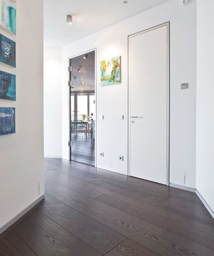 As Specialists In Interior Doors With Aluminium Frames Our Engineers Have Developed A Sustainable Overall Solution F Contemporary Internal Doors Doors Interior