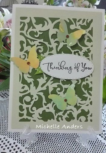 Thinking of You - Sincere Sentiments Stamp Set
