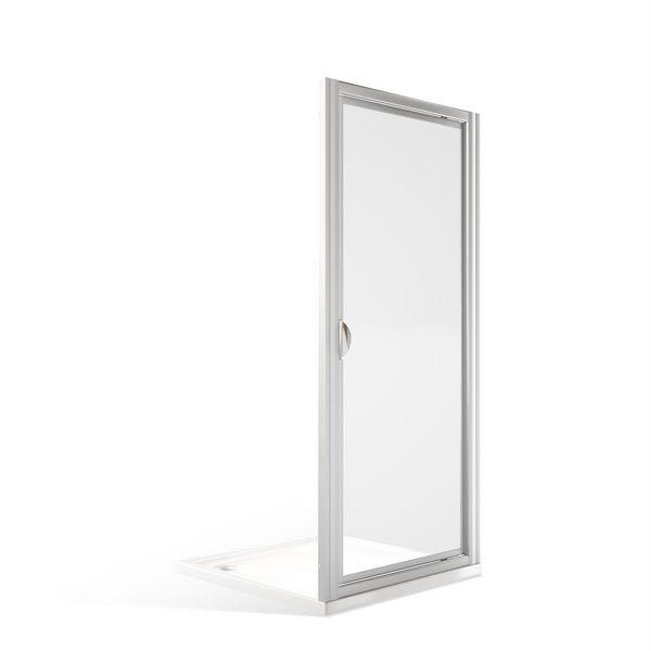 Sprchové dveře šíře 900 mm  - Sprchové dveře jednokřídlé SMDO1 pro instalaci do niky
