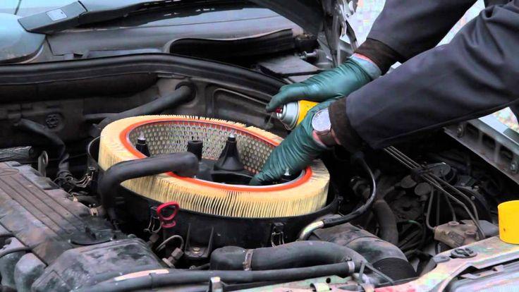 http://www.strictlyforeign.biz/default.asp Part 1 Fixing a gas Mercedes 300E That Will Not Start: Parking Lot Troub...