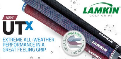 Monark Golf is the authorised seller of Lamkin Golf Grips offer new UTX grips, lamkin crossline ACE 3generation and much more new arrived grips from Lamkin brand. Visit Monark Golf for easy and low cost shopping experience. You may call us for any assistance: (877)-551-4653
