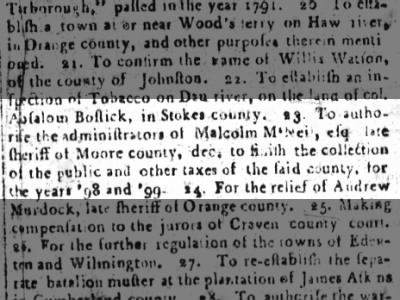 The Wilmington Gazette (Wilmington, NC) - 31 Dec 1801