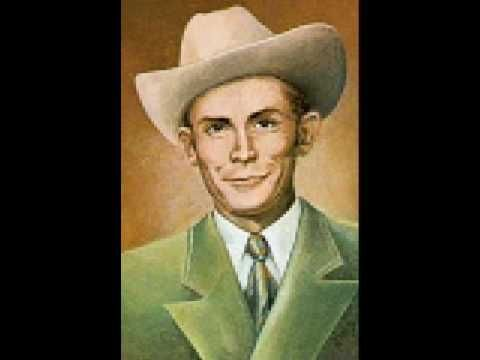"""Lovesick Blues"", 1949--Hank Williams. What real country music sounds like..."