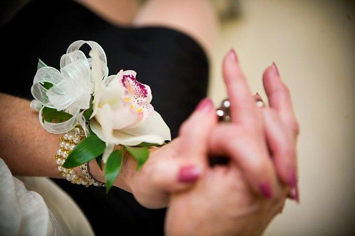 Cymbidium Orchid Wrist Corsages: 9 Best Corsages Images On Pinterest