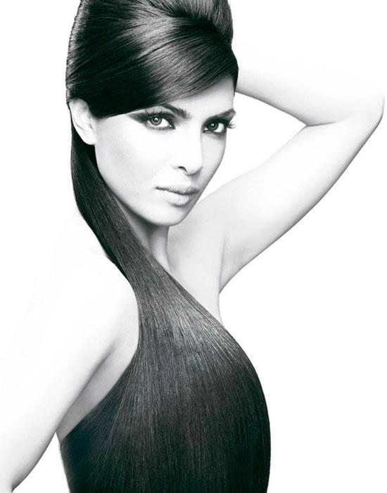 Priyanka Chopra from India. Miss World 2000 and a Bollywood actress