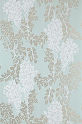 Wisteria BP 2214 - Wallpaper Patterns - Farrow & Ball