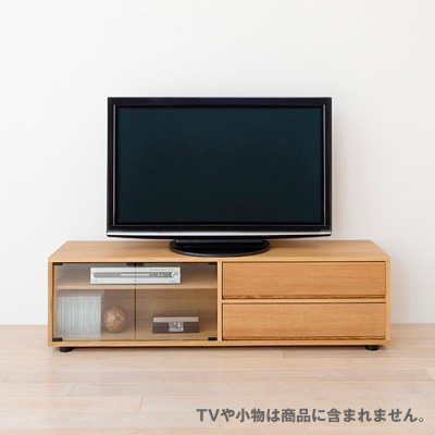 wood tv stand from muji MUJI TV STAND 162.5cm wide  Sキャビネット・Aセット/オーク材 幅162.5×奥行39.5×高さ45cm | 無印良品ネットストア
