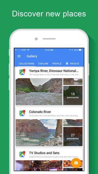 Google Street View by Google, Inc.