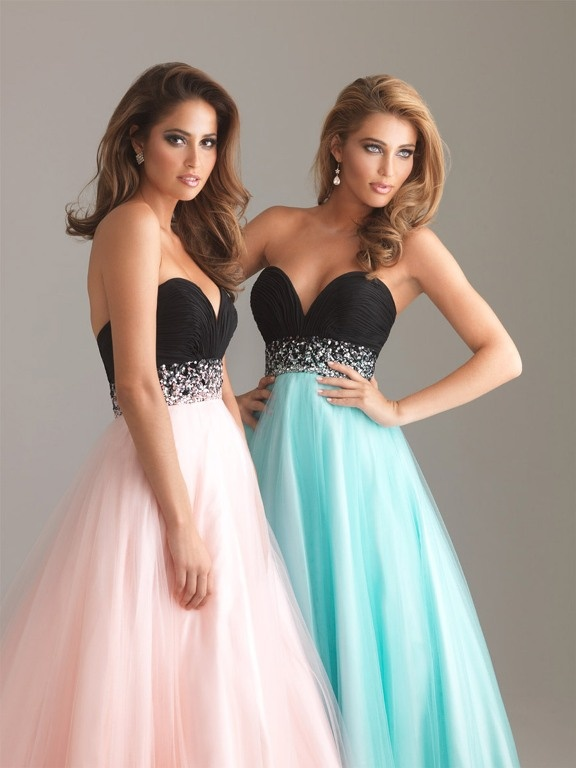 Nightmoves prom ball gown dress from Serendipity