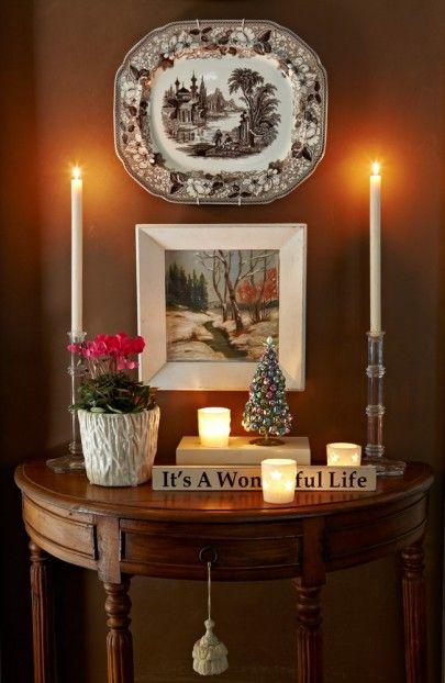 a cobistyle Christmas at Cobi's house