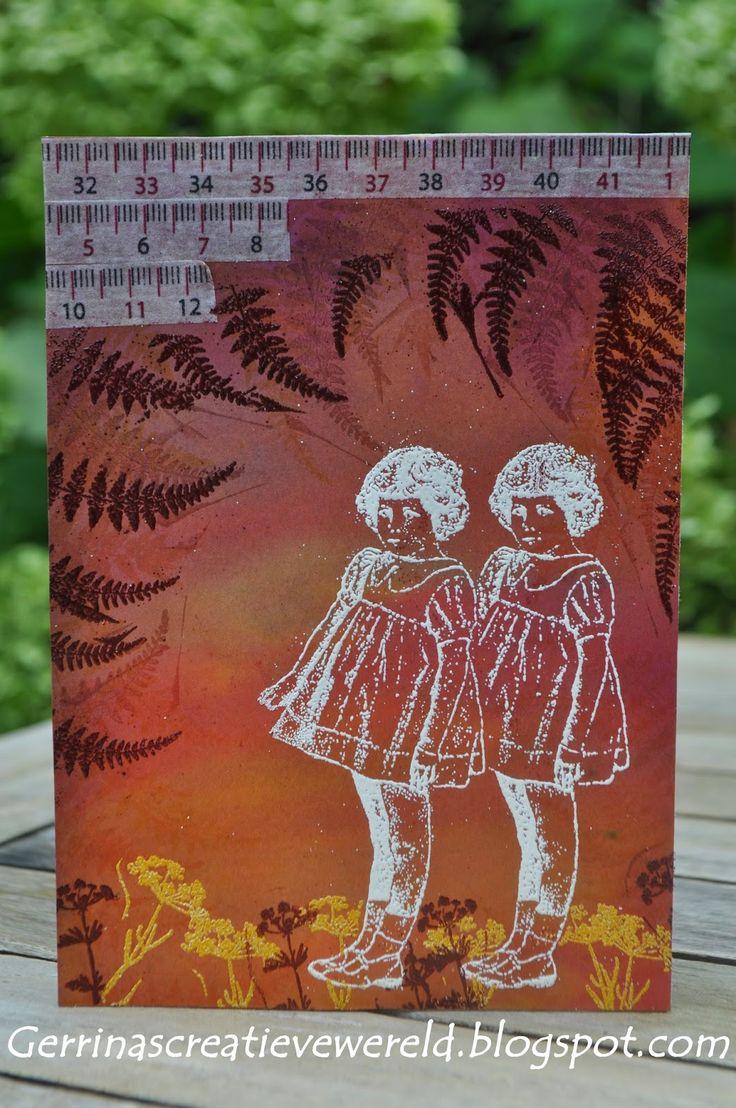 Gerrina's Creatieve Wereld: Herfstmode / Autumn fasion