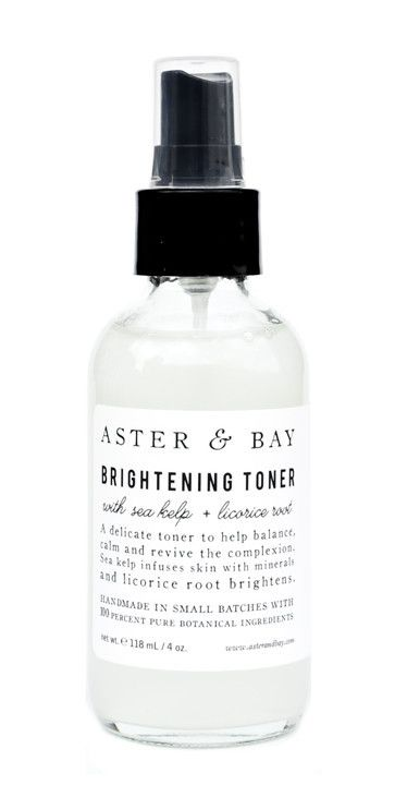 Aspray of this brightening mist gives you apost-coital-esque dewiness, butthe formulaalsohas a balancing and calming effect (much like a good between-the-sheets session)on top of that, too. $26; leifshop.com   - ELLE.com