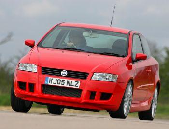 """Fiat Stilo """"Schumacher GP"""" UK-spec (192) '2005"""