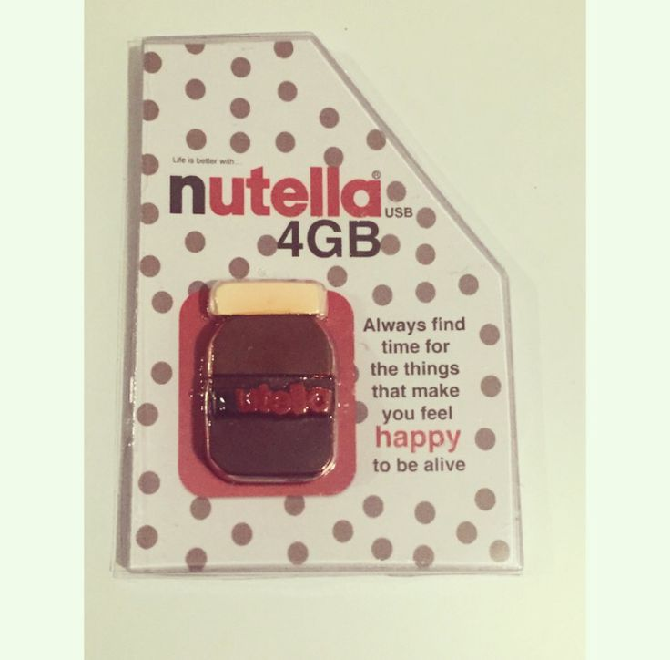 Nutella USB