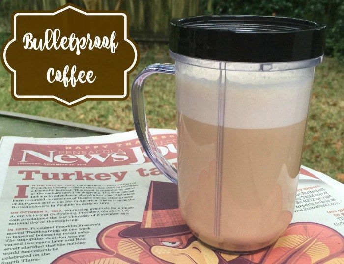 Bulletproof Coffee - A Must Have For Keto