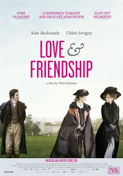 ✦ Love & Friendship (adaptation de Lady Susan) ✦ Retrouvez la chronique de cette adaptation sur le blog Jane Austen is my Wonderland ✦