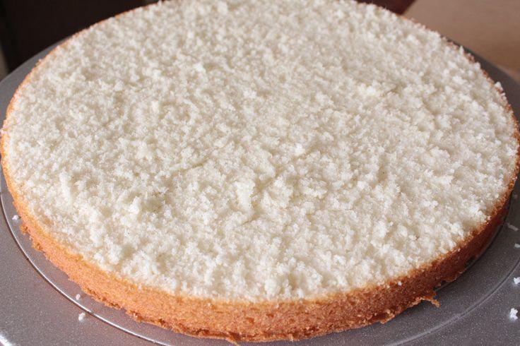 Perfect Vanilla Cake