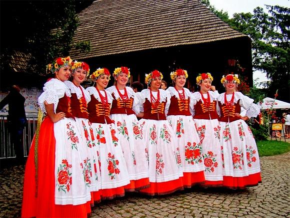 Śląski strój ludowyŚląski Strój, Strój Ludowi, Folclore Polonê
