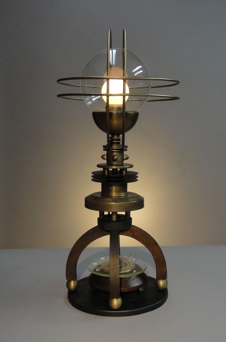 kitchen table lamps. Random industrial table lamp Best 25  Industrial lamps ideas on Pinterest Steampunk