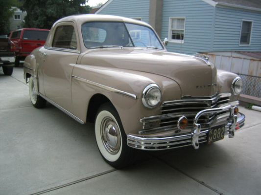 P17 Plymouth Business Coupe 1949 Plymouth Pinterest