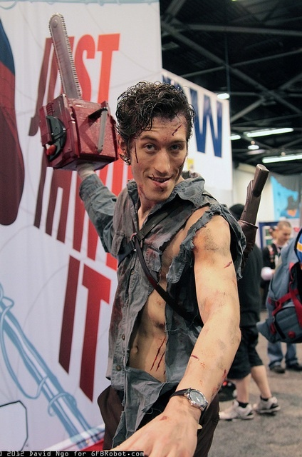 Ash (Evil Dead/Army of...