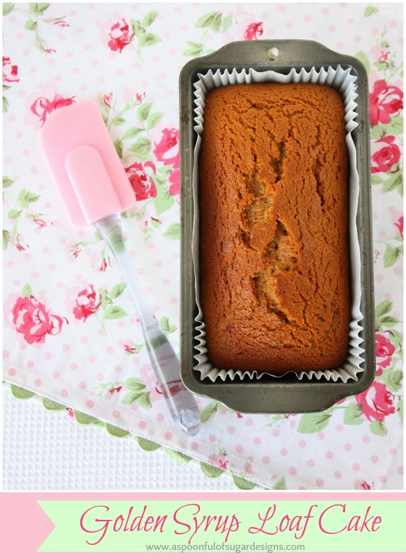 Golden Syrup Cake   A Spoonful of Sugar