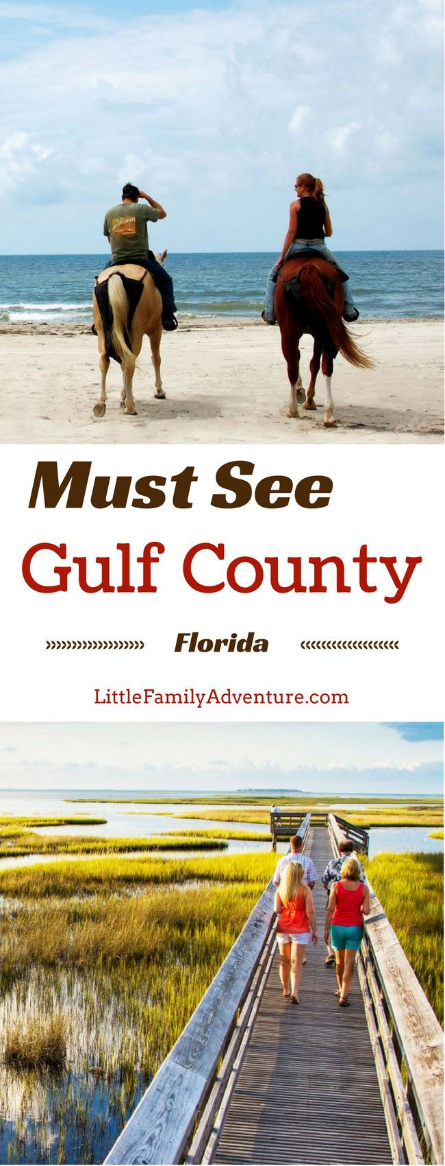 Must See Travel Spots: Gulf County, FL - Florida has more than just theme parks and thrill rides. Rediscover the nature beauty of the Gulf Coast here. You can explore over 244 miles of coastlines, pristine beaches, dive artificial reefs and dive sites, sit back, and relax as a family. #GCFLnofilter #ad @Gulf County Florida Tourism