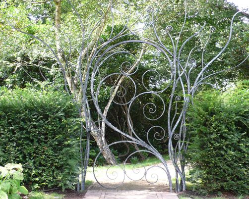 Michael Jacques   LCG FWCB Master Blacksmith   Forge Ahead Ironworks Ltd    Artistic Metalwork   Wrought Iron Gates   Wrought Ironworks