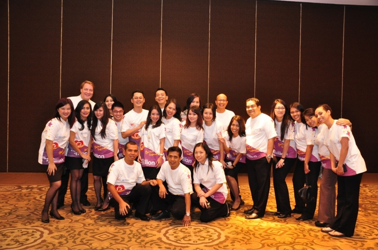 Sales & Marketing Team #InterContinental #Jakarta #Celebrate #Service #Week