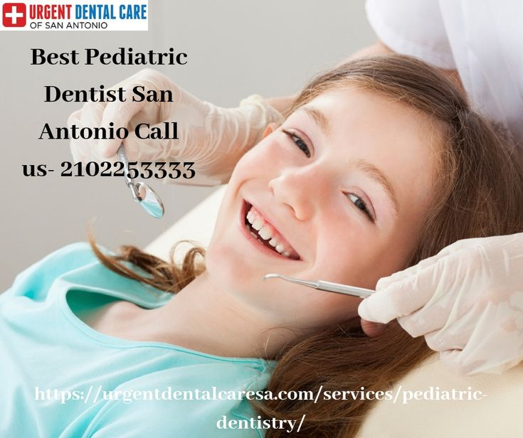 Pediatric Dentistry is a program by which you can care