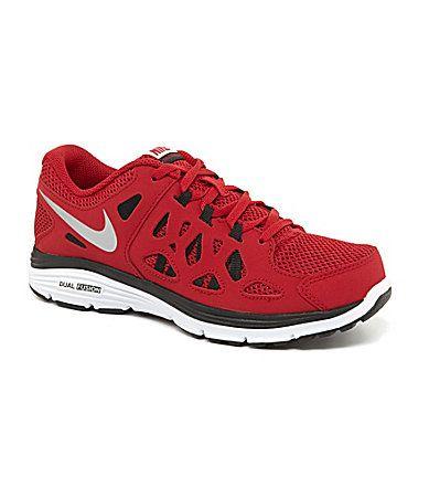 Nike Boys' Dual Fusion Run 2 Running Shoes