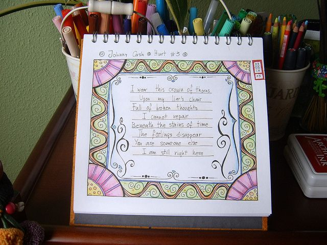 Doodle 23 by Ana Navas, via Flickr